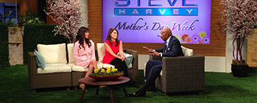 Penny Fisher on steve harvey show